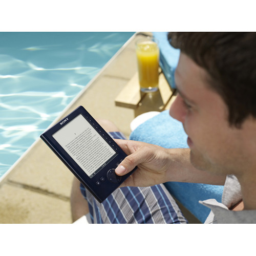 Электронная книга Sony PRS-300 Pocket Edition (Navy Blue)