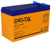 Аккумуляторные батареи ИБП DELTA HR-W 12-34W