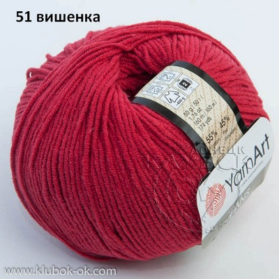 Jeans YarnArt (Джинс Ярнарт) 51