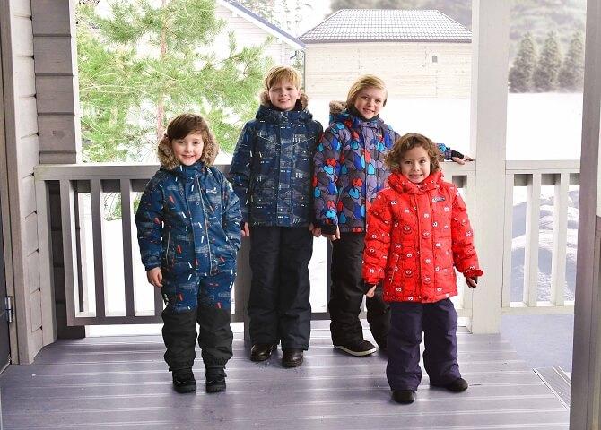 Комплект Premont Озеро Пейто WP82203 купить в интернет-магазине Premont-shop!