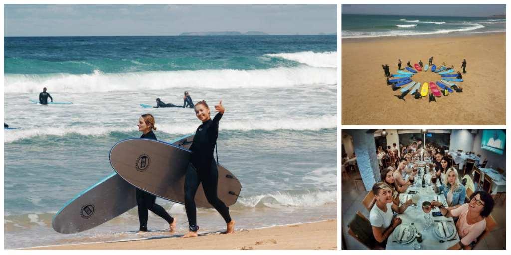 7 день серф-тура в Португалию