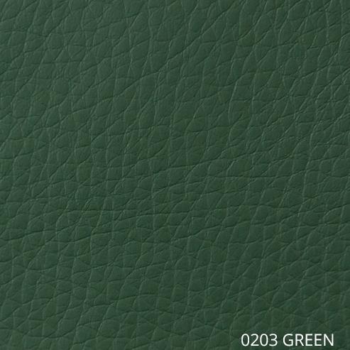 экокожа - зеленый цвет