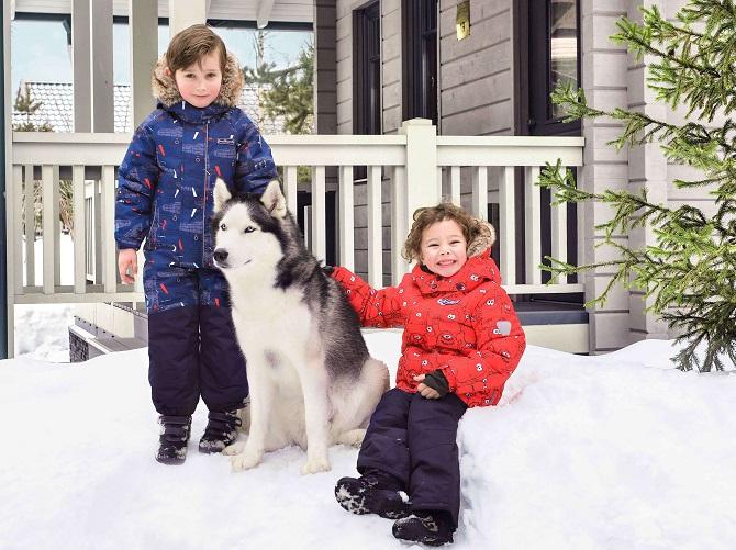 Зимние комплекты Premont купить из коллекции Зима 2018-2019 в интернет-магазине Premont-shop