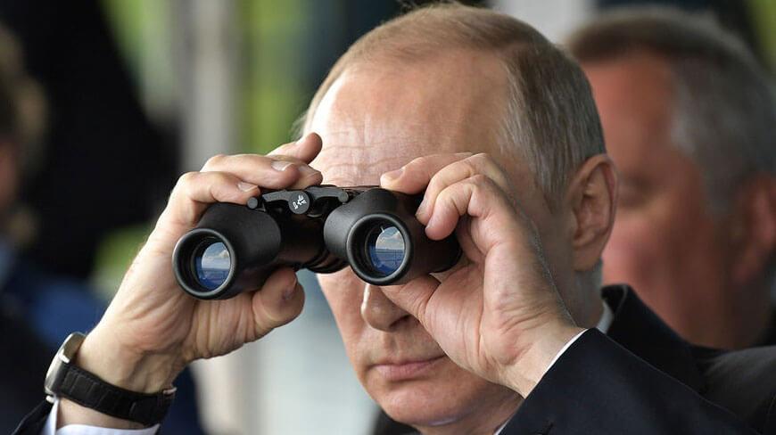 Российские бинокли всегда славились своей надежностью