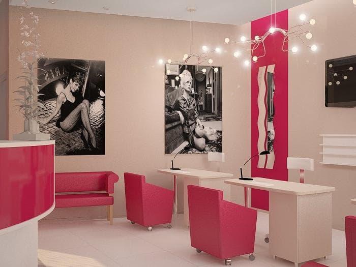 Наиболее популярные услуги в салонах красоты.