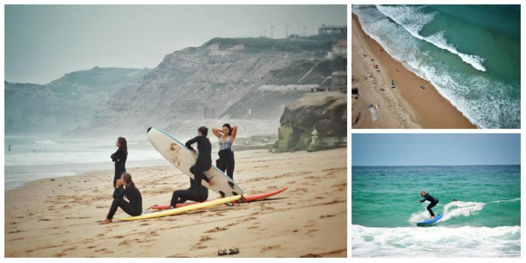 8 день серф-тура в Португалию