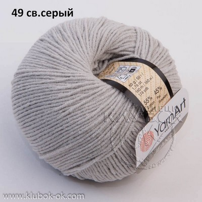 Jeans YarnArt (Джинс Ярнарт) 49