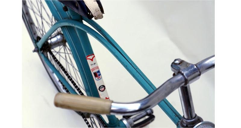 Велосипед Орлёнок верхняя труба