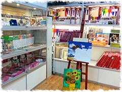 Магазин Хобби-Парк (г. Москва, м.Тульская). В этом магазине продается продукция Paperlove.