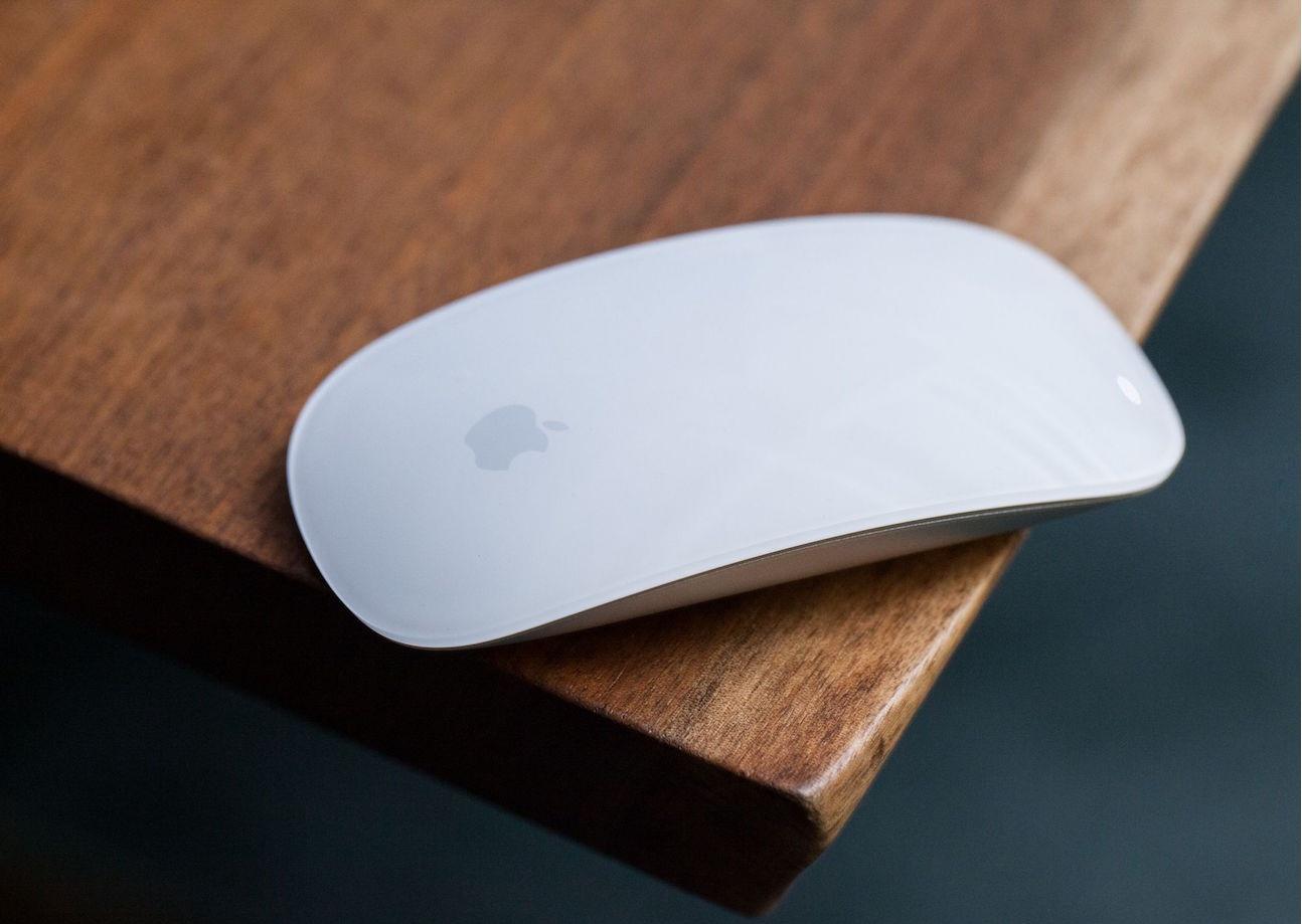 Apple Magic Mouse 2 MLA02ZM/A - Беспроводная мышь Apple