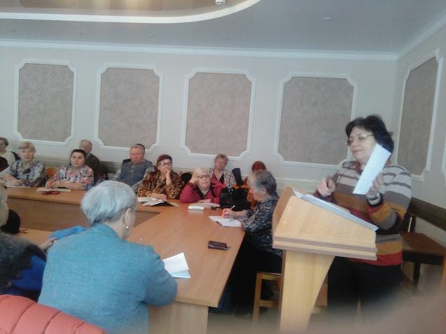 Расписание занятий во ВНИИСПК клуба садоводов-любителей