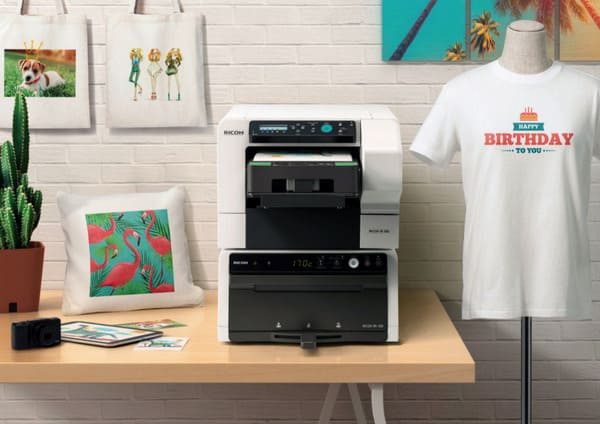 Недорогой принтер для печати на футболках
