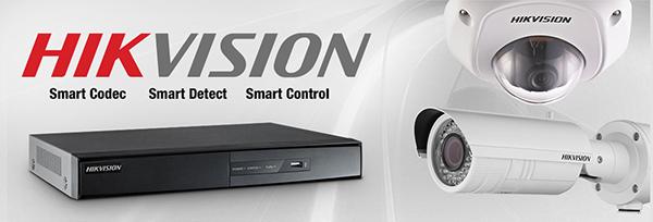 Купить оптом дешево IP-камеры видеонаблюдения и видеорегистраторы Hikvision