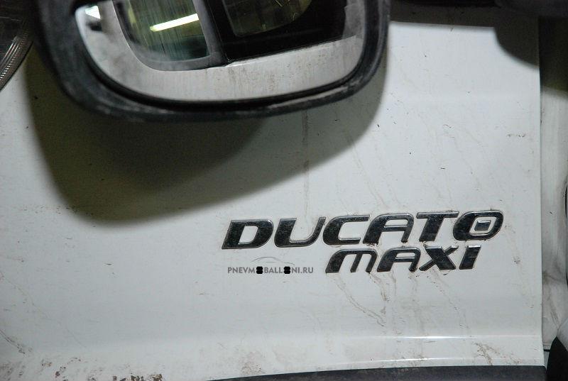 Fiat Ducato Maxi