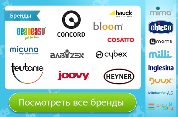 детские товары СПб: производители
