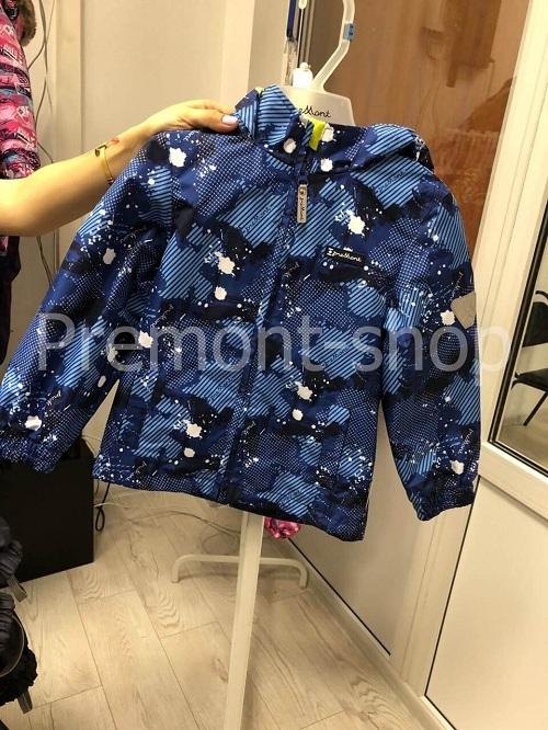 Детская куртка Premont Порт Галифакс купить в интернет-магазине Premont-shop