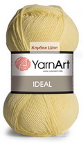 "Пряжа IDEAL YarnArt - интернет-магазин ""Клубок Шоп"" klubokshop.ru"