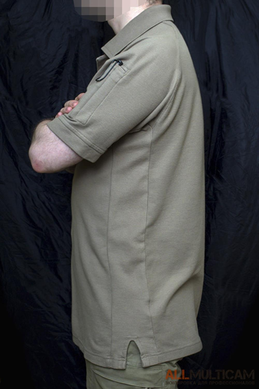 Рубашка поло Coldblack Vertx вид сбоку