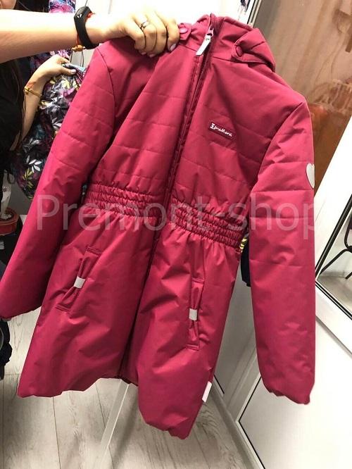 Детское пальто Premont Канадский плющ купить в интернет-магазине Premont-shop