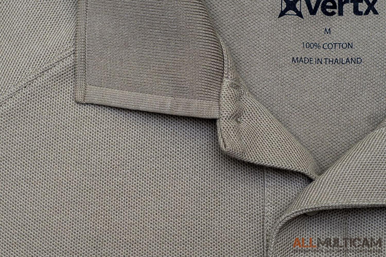 Vertx одежда