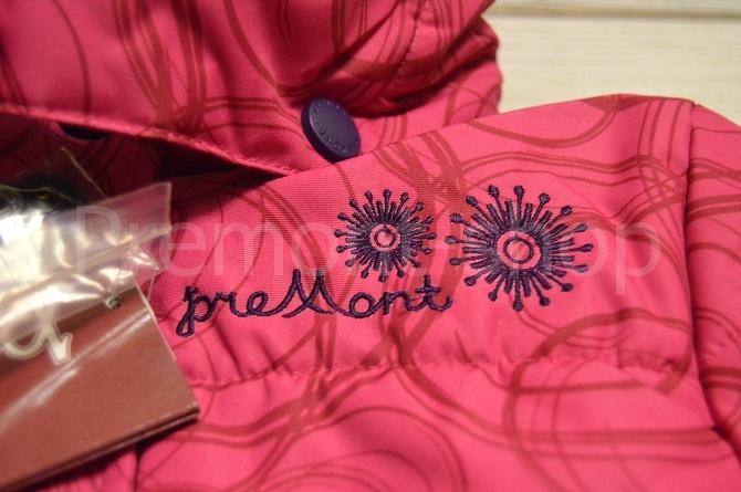 Вышивка на комплекте Premont Каток Оттавы