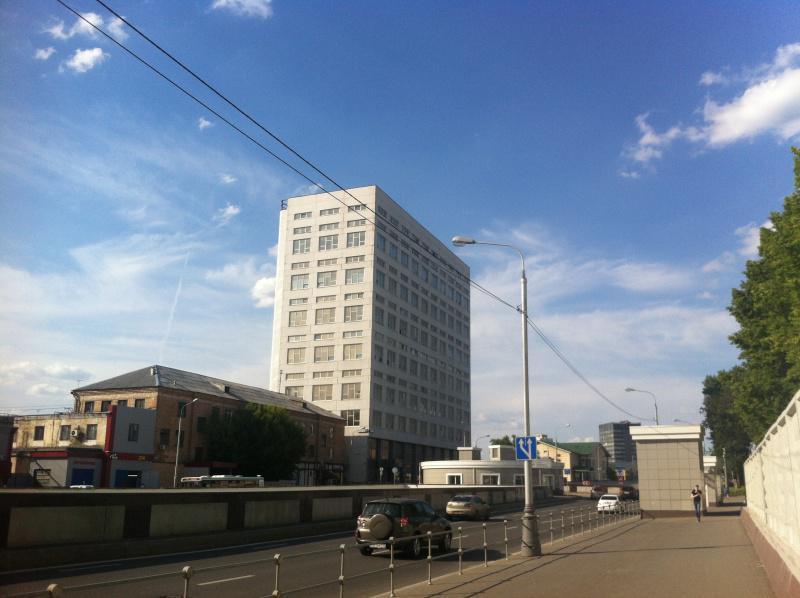 Балтийская д.15 здание