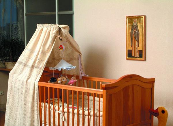 Икона для новорожденного