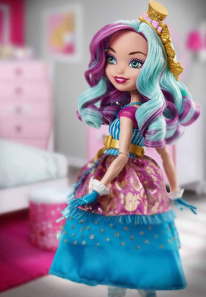 Кукла Мэделин Могущественные Принцессы