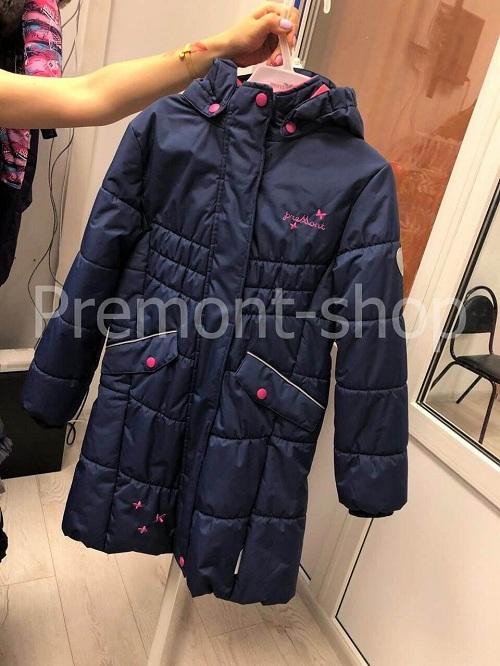 Детское пальто Premont Таинственный Эверглейдс купить в интернет-магазине Premont-shop