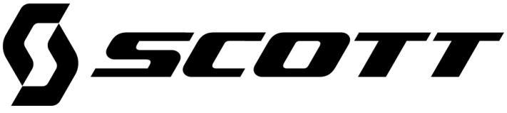 Логотип Scott
