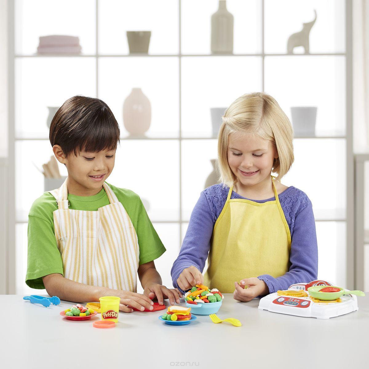 Набор Детская кухня Play Doh