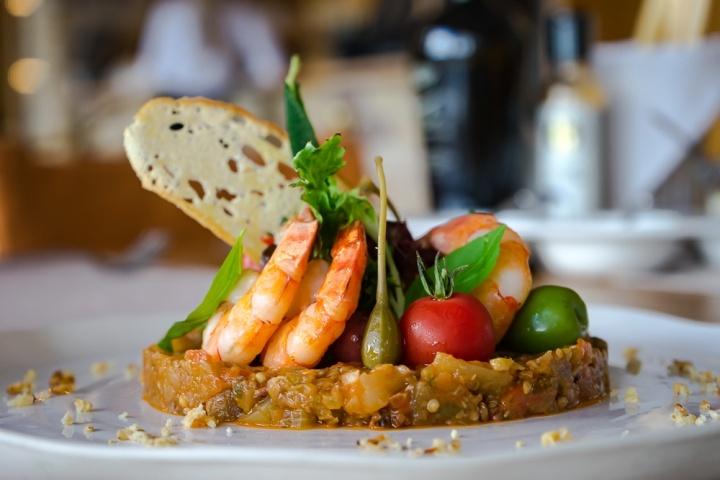 Красивая презентация блюда – это повод посетить ресторан повторно