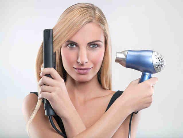 Приспособления для укладки волос
