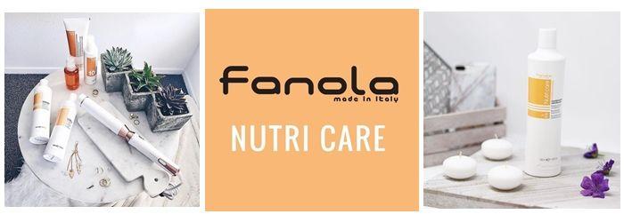 Вне конкуренции: почему стоит выбрать Fanola Nutri Care?