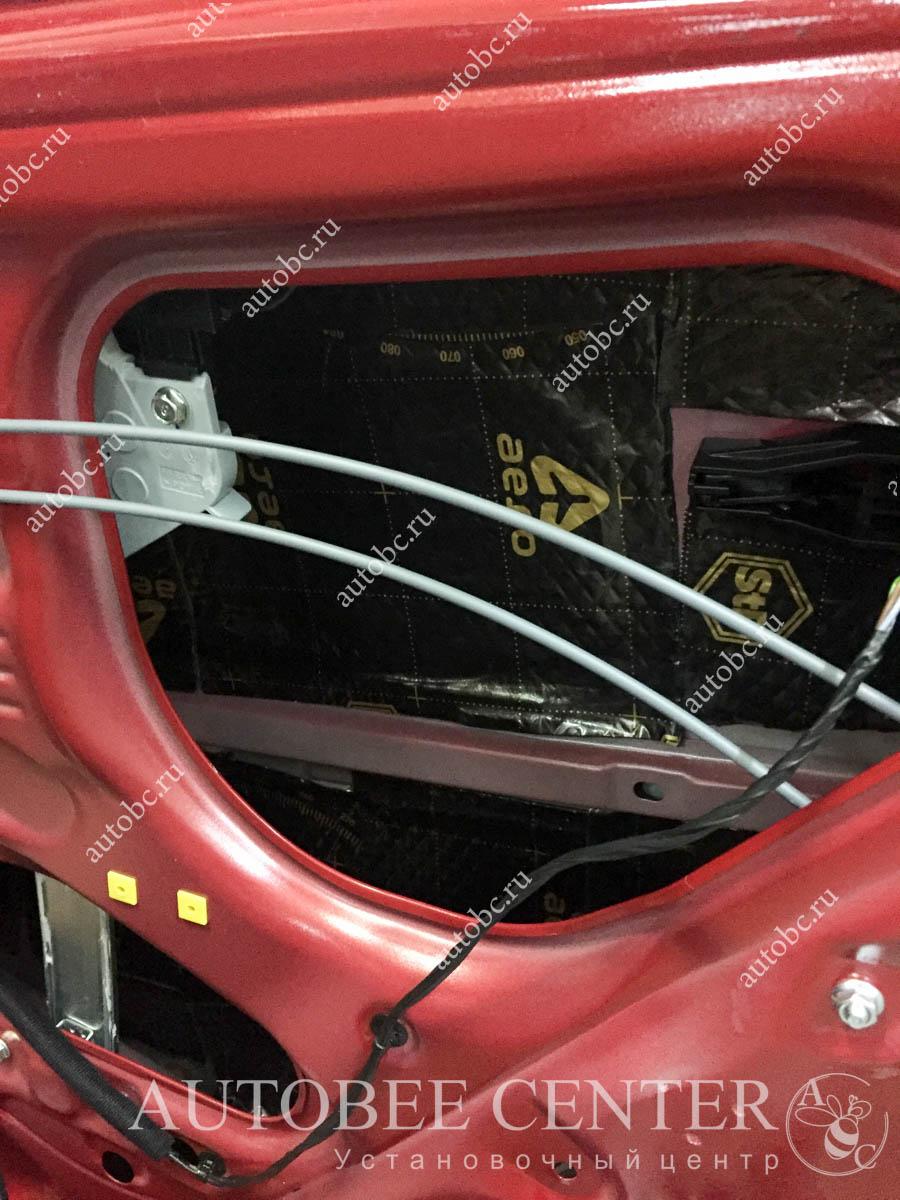 шумоизоляция дверей авто екатеринбург