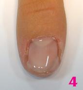 Биоармирование ногтей с помощью системы Royal French - шаг 4