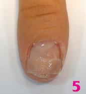Биоармирование ногтей с помощью системы Royal French - шаг 5