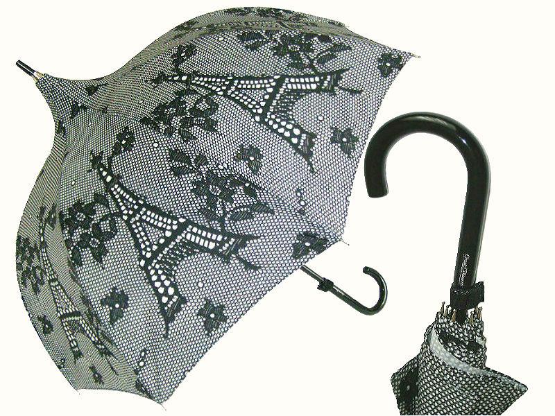Париж кружевной зонтик пагода