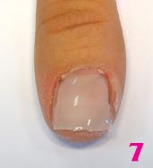 Биоармирование ногтей с помощью системы Royal French - шаг 7