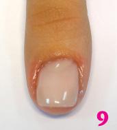 Биоармирование ногтей с помощью системы Royal French - шаг 9