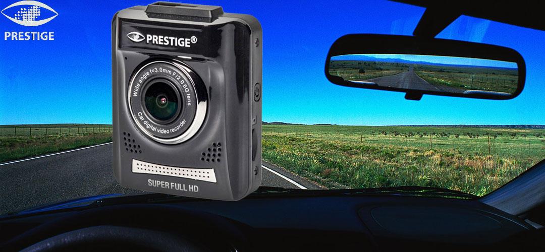 Видеорегистратор Prestige AV-710 с GPS