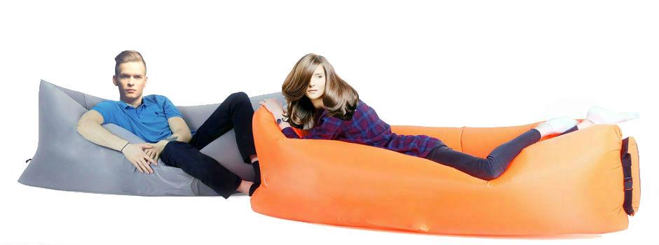 Биван – надувной лежак (диван, аэродиван, гамак)