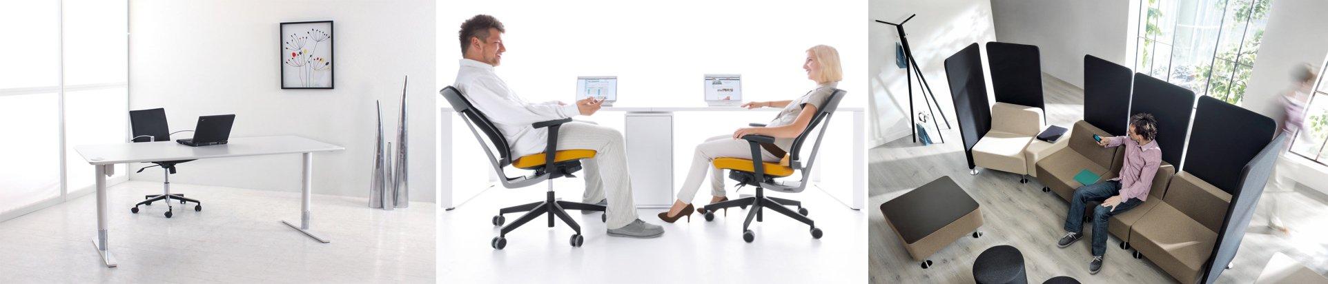 Тест-драйв эргономичной мебели для организаций