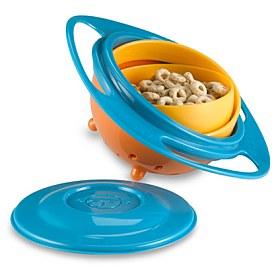 тарелка невыливайка неваляшка gyro bowl bradex