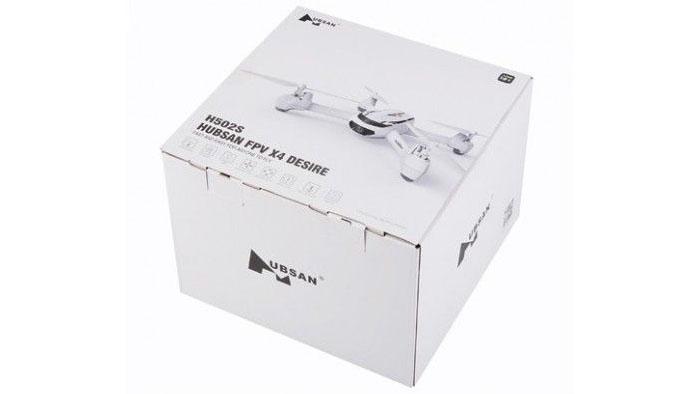 Коробка Hubsan h502s