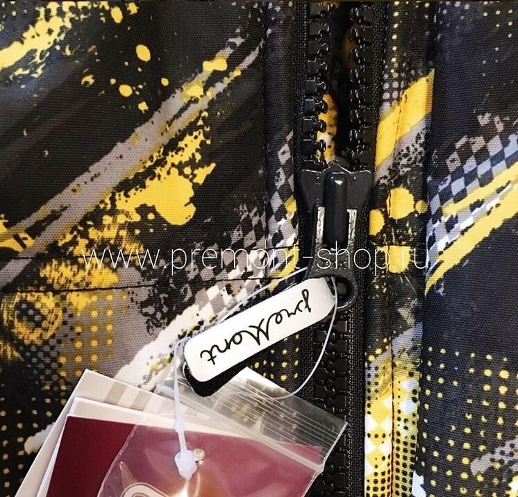 Застежка на комплекте Premont Кросс Ралли