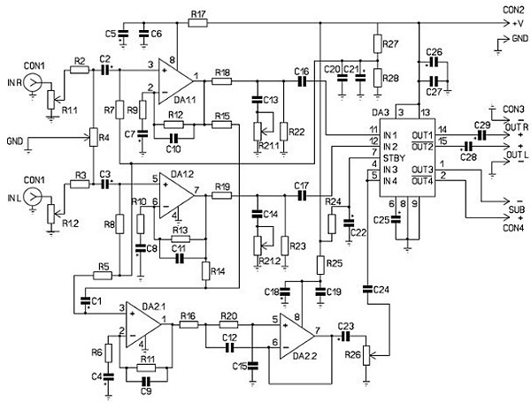 большинстве схема усилителя для элетроманка эксперимента