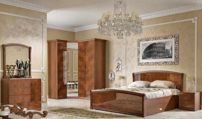 ЛОРЕНА Мебель для спальни