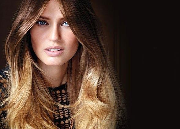 Тренды сезона 2015  в окрашивании волос
