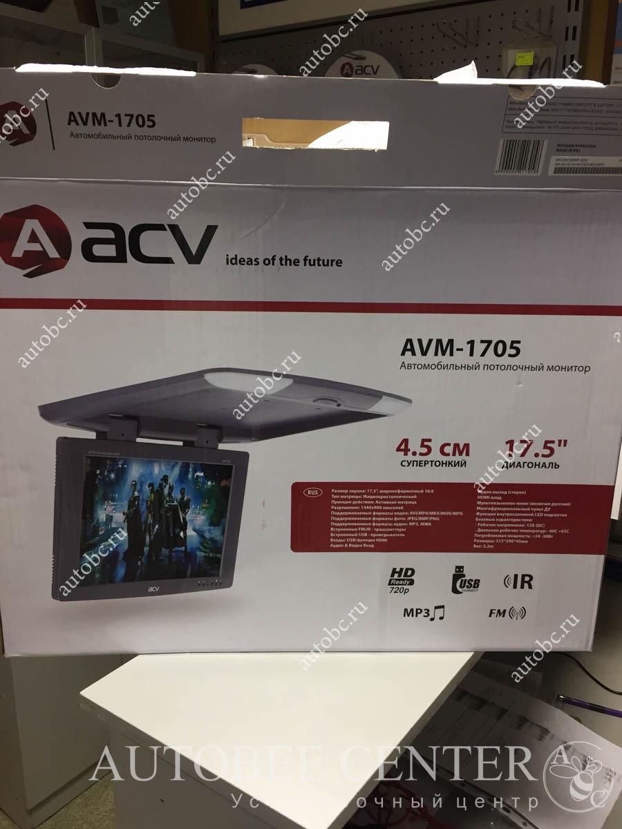 потолочный монитор ACV